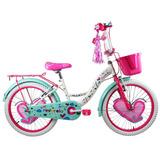 Bicicleta Monk Pintarela Rodada 20