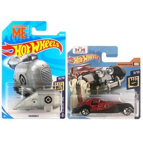 Gru Minions Grum Mobile E Cruela 101 Dalmatas Hot Wheels