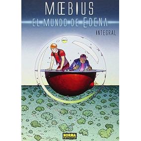 Comic El Mundo De Edena Edicion Integral - Moebius