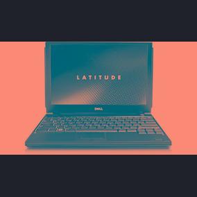 Notebook Dell Latitude Core 2 Duo 3gb 64gb Ssd Windows 12,1