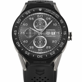 3653a193222 Tag Heuer Connected Modular 45 - Relógio Tag Heuer Masculino no ...