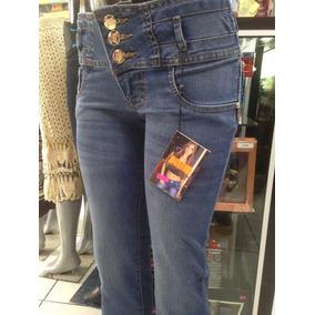Pantalon Mezclilla Dama Silver Body 2632 Talla 5-15 3/4
