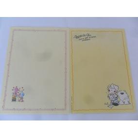Papel De Carta Coleção Papergoods 1986 E Outro 2un