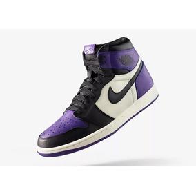 Jordan 1 Court Purple 6.5 Mx.