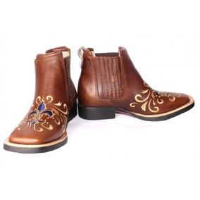 3ab5422ec1b78 Bota West Country Feminina - Sapatos no Mercado Livre Brasil