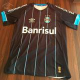 Camisa Gremio 2015 Usado - Camisa Grêmio Masculina c5ab53bc901ed