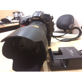 Nikon D7000 + Lente Nikon 17-55 2.8