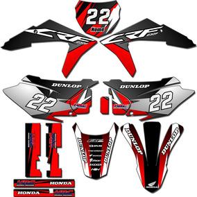 Adesivos Gráficos Crf230 2015/2019 Tanque Biker F-19 Crfb-52