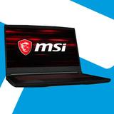Acp - Gaming Msi Gf63 I7 8va 16gb 256 Ssd 1 Tb Gtx1050 4gb