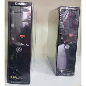 Desktop Itautec Infoway Z550 Sm3330 4gb 500gb Win7 Ou W10