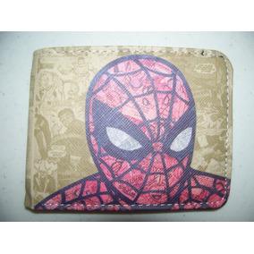 Cartera Billetera Spiderman Hombre Araña Marvel Comics