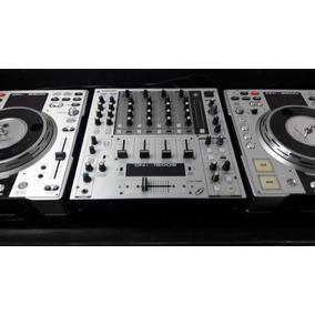 Kit Cdj Denon 3500 S + Mixer 3500