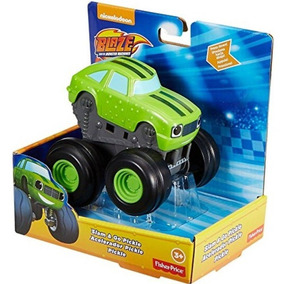 Blaze And Monster Machines Acelerador Pickle Fisher Price
