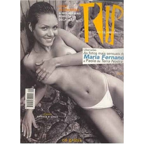 Revista Trip (12/1999) Luize Altenhofen!!! + Cd 13 Faixas!!!