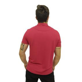 89bde4f454 Camisa Polo Sallo Club Vermelha - Camisetas para Masculino no ...