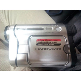 Video Camara Sony Ccd-trv138 Funciona