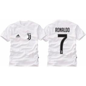 Camiseta Cristiano Ronaldo Juventus Cr7 Futebol 7e6cf4703a346