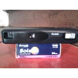 Camara Fotografica Kodak Rollo 110 Con Rollo Nuevo