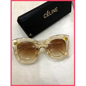 776fe93804182 Óculos De Sol Celine Marta Acompanha Todos Acessórios  2707