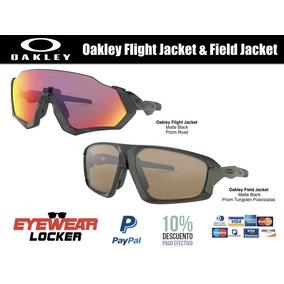 Gafas Oakley Flight Jacket Y Field Jacket 100% Originales