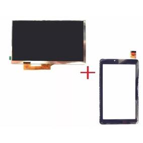 Tela Display Lcd + Touch Tablet Dl Playkids Tx330 Lcd129b