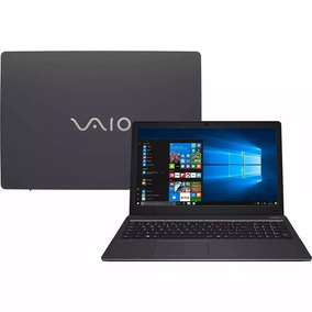 Notebook Vaio Fit 15s Intel Core I7 8550u Novo 8gb 1tb 15.6