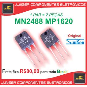 Transistor Mp1620 -mn2488 - Mn2488 -mp1620 - Empareado