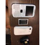 Celular Samsung Gt C3222 Branco