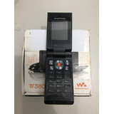 Sony Ericsson W380 - Câmera 1.3 Mp, Mp3, Fm - Usado