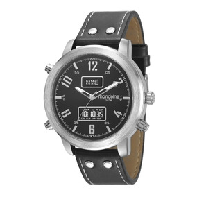 705f0f8fb07 Mondaine Ana Digi Alarme Outras Marcas - Relógios De Pulso no ...