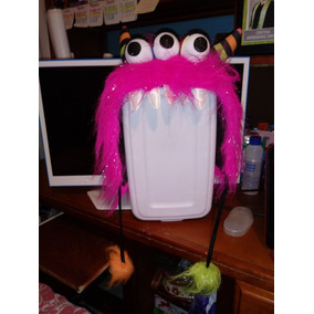 Sombrero Gorro De Monstruo De 3 Ojos