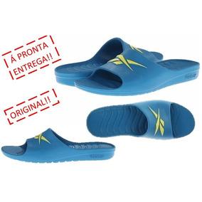 2ae9489e795 Chinelo Reebok - Sapatos no Mercado Livre Brasil