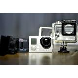 Gopro Hero 3+ Black Hd 4k Protune 12mp Action Cam