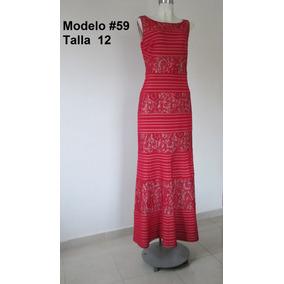 154cec4b0 Vestido Rojo Para Fiesta Largo - Vestidos Largos de Mujer en Nuevo ...