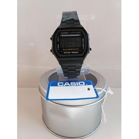 Reloj Casio Clasico Con Lata De Regalo