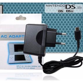 Fonte Carregador Bivolt Nintendo Ds Lite 110v 220v