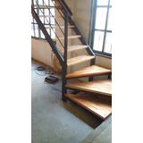 Escalera de madera para interior en mercado libre argentina - Precio escaleras interiores ...