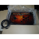 Mortal Kombat Fight Stick Control Arcade Playstation 3 Y Pc