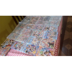 52 Volumes One Piece Panini - Conservados