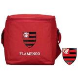 Bolsa Térmica Flamenguista Flamengo Envio Ja