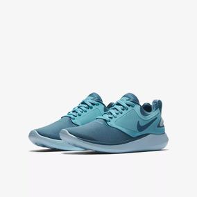 Tenis Nike Lunarsolo (gs) Verde Menta