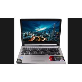 Notebook Positivo Xs3210 4gb 500gb Celeron (pouco Uso)