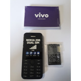 Celular Nokia 208 Dual - Novinho Sem Uso