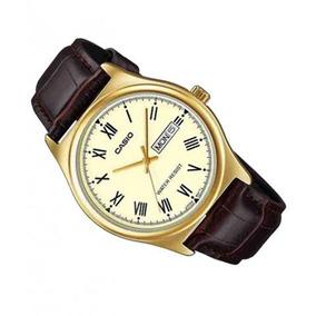 61ca0dcd0d9 Relogio Casio Couro Classico - Relógios no Mercado Livre Brasil