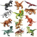 Kit Jurassic World Dinossauros Pronta Entrega 12 Unidades