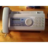 Telefono-fax Sharp Up X200 Funcionando Como Telefono Activo