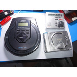 Lote Md Cd Player Mini Disc Tdk Sony Antigos No Estado C01