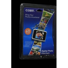 Portarretrato Digital Coby Para 60 Llavero