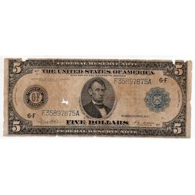 Estados Unidos 5 Dolares