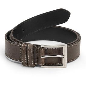 Cinturones Hombre Piel Sintetica Moda Casuales Formal